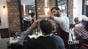 jack the clipper barber shop london for mens haircut and beard