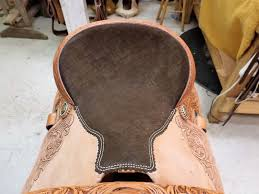 Chocolate Accents by Mike U0027s Custom Saddle Shop Barrel Saddles Western Saddles