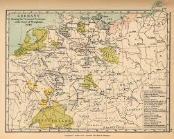 Map Germany by Nationmaster Maps Of Germany 83 In Total