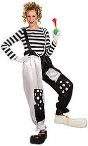 Clowns Halloween Costumes Upside Clown Costume