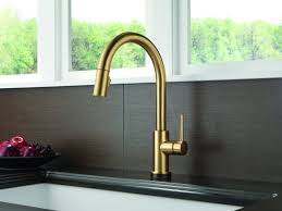 Moen Kitchen Faucets Oil Rubbed Bronze Incredible Kitchen Faucets Brass Brushed Brass Kitchen Faucet Pull