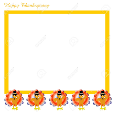 pilgrims on thanksgiving thanksgiving pilgrim turkeys scrapbook frame on white illustration