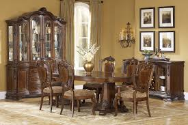 traditional dining room tables home designs kaajmaaja