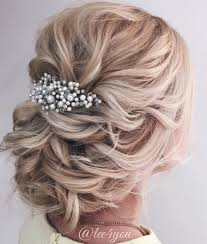 40 chic wedding hair updos for elegant brides elegant bride