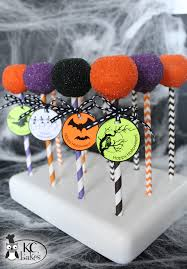 Cake Pops Halloween by Halloween Cake Pops Free Printables Kc Bakes