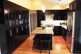 corner white wooden mixed cherry wood kitchen island dark kitchen pink flower kitchen cabinets storage tile walnut knobs