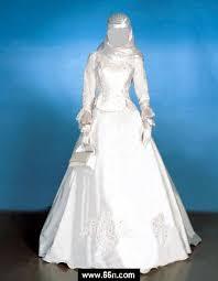 فساتين زفاف روعة للمحجبات