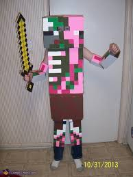 Halloween Minecraft Costume 10 Diy Minecraft Costume Ideas Peas