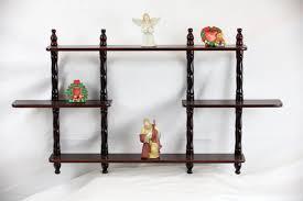 mega home 3 tier wall shelf u0026 reviews wayfair