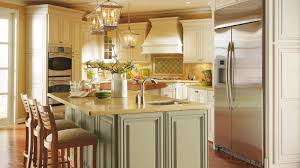 Off White Kitchen Cabinets With Black Countertops Light Grey Kitchen With Dark Grey Island Cabinets Omega