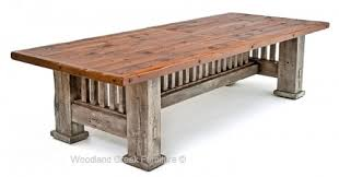 Barnwood Dining Table Rustic Dining Tables Reclaimed Barnwood - Barnwood kitchen table