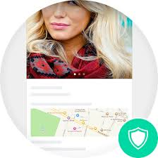 happn The location of a user remains completely invisible to the other users  as only the approximate location of where you have passed each other is saved