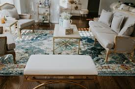 Turquoise Living Room Chair by Formal Living Room Tour A Southern Drawl
