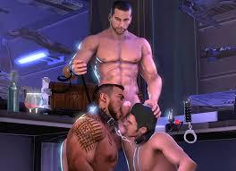 3d gay slave|