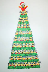 minion christmas tree by mehermeher on deviantart