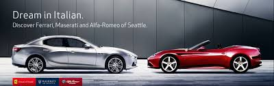 certified lexus seattle seattle ferrari dealer in seattle wa bellevue redmond renton