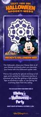 Scary Ideas For Halloween Party by Best 25 Mickey Halloween Party Ideas On Pinterest Mickey Party