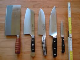Japanese Style Kitchen Knives Equipment How Heavy Should A Chinese Chef U0027s Knife Be Seasoned