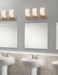 modern bathroom lighting fixtures cld clouds 4 light vanity