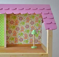 Miniature Dollhouse Plans Free by Ana White Dream Dollhouse Diy Projects