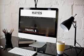 Sensational Theme by Hayes The Traveler Premiumcoding