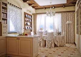 Country Style Dining Room Cream Country Style Kitchen Dining Room Home Interiors