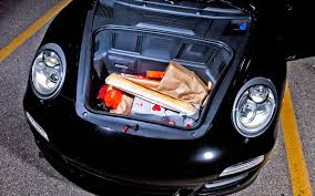 Porsche Boxster Trunk - 24 hours living with a porsche 911 carrera gts automobile magazine