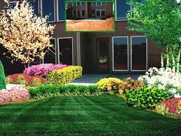 landscape design front yard slope gardenabc com