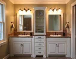 dressing table mirror with lights tags illuminated bathroom