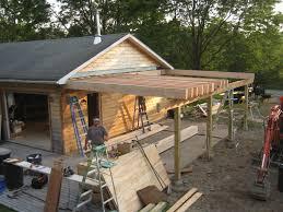 attached carport plans build playhouse loversiq