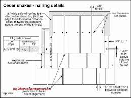 wood shake roof identification inspection installation details