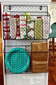 best diy projects diy hanging wire basket for kitchen storage