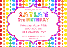 Birthday Invitation Cards For Kids Awe Inspiring Birthday Party Invitations Free People Looking For
