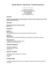 Basic Resume Examples Skills Simple Resume Examples For Jobs Resume Examples And Free Resume