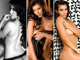 Kim Kardashian's nude Playboy