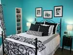 Bedroom: Teenage Girls Room Colors Insight, Pleasant Sofa In Blue ...