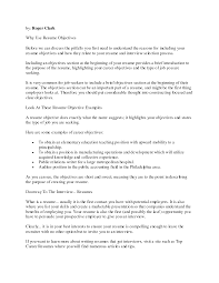 Should You Use A Career Objective On Your Resume   jobsDB Singapore Resume Sample Information Free Doc Objective for HR Resume Template