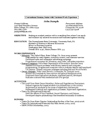 Resume For College Student Sample by University Student Resume Sample Business Student Resume Sample