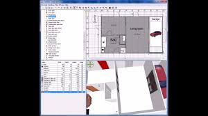 Home Design 3d Vs Home Design 3d Gold Creating A Plan House Sweet Home 3d 1 Part Youtube