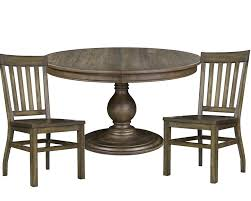 Dining Room Sets With Round Tables Set With Round Table Karlin By Magnussen Mg D2471 22set