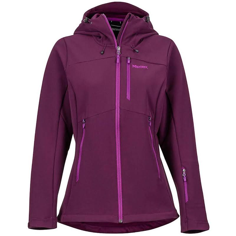 Marmot Moblis Jacket Dark Purple Medium 45750-6765-M