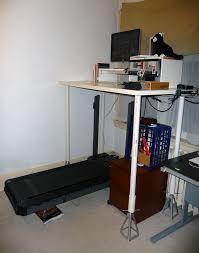 how i built my diy treadmill standing desk a k a dissertation
