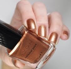 avon nailwear pro metallics swatches review u0026 some nail art