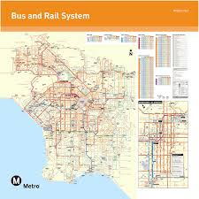 Los Angeles Light Rail Map by Los Angeles And The Dignity Of Bus Stop Shelters Chicago Carless
