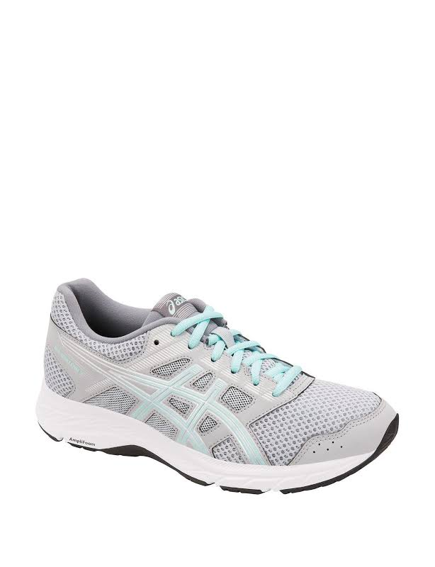 ASICS Gel-Contend 5 Running Shoes Grey- Womens
