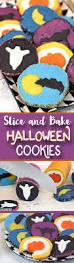 Halloween Cake Mix Cookies by Slice And Bake Halloween Cookies Sugarhero