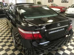 lexus v8 history used lexus ls 460 se l 4 6 v8 4dr auto for sale in scunthorpe