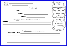 Cheeseburger Book Report Projects  templates  printable worksheets     Unique Teaching Resources