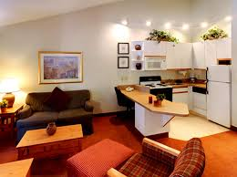 Studio Living Room Bedroom Apartment Style Hospitality Interior - Interior design studio apartments