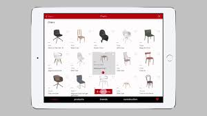 08 add furniture to a floor plan with the roomle app for ipad